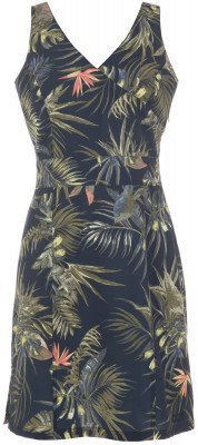 Платье женское Jack Wolfskin Wahia Tropical, размер 44