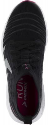 Фото 5 - Кроссовки женские Demix Impulse, размер 38 черного цвета