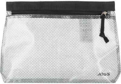 Мешок для мокрых вещей JossУдобная сумка-косметичка joss позволит захватить с собой в бассейн все необходимые вещи.<br>Пол: Мужской; Возраст: Взрослые; Вид спорта: Плавание; Материал верха: 100 % поливинилхлорид; Производитель: Joss; Артикул производителя: ASR02A703; Страна производства: Китай; Размер RU: Без размера;
