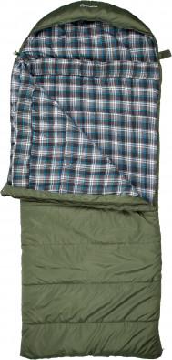 Спальный мешок Outventure Yukon -6 левосторонний