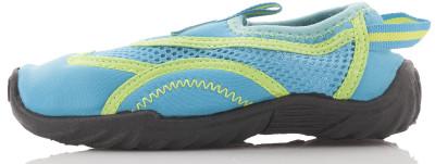 Тапочки коралловые для мальчиков JossДетские коралловые тапочки от joss идеально подходят для активного отдыха на каменистых пляжах, хождению по кораллам или горячему песку.<br>Пол: Мужской; Возраст: Дети; Вид спорта: Пляжный отдых; Материал верха: 80 % текстиль, 20 % сетка; Материал подошвы: 100 % этиленвинилацетат; Производитель: Joss; Артикул производителя: DNUA04Z231; Страна производства: Китай; Размер RU: 31;