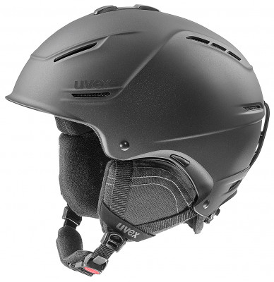 Шлем Uvex P1us 2.0Удобный шлем от uvex с конструкцией technology обеспечит безопасность на склоне.<br>Пол: Мужской; Возраст: Взрослые; Вид спорта: Горные лыжи; Конструкция: Hard shell; Вентиляция: Регулируемая; Сертификация: EN 1077 B; Регулировка размера: Есть; Тип регулировки размера: Поворотное кольцо; Материал внешней раковины: Пластик; Материал внутренней раковины: Пенополистирол; Материал подкладки: Полиэстер; Технологии: +technology, IAS, Natural Sound; Производитель: Uvex; Артикул производителя: 6211; Срок гарантии: 2 года; Страна производства: Германия; Размер RU: 55-59;