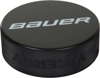 Шайба хоккейная Bauer