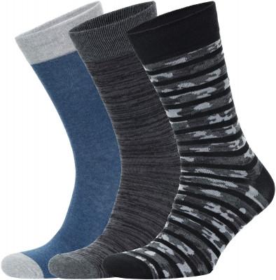 мужские носки skechers, разноцветные