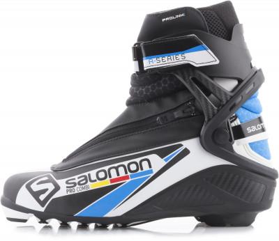 Купить со скидкой Ботинки для беговых лыж Salomon Pro Combi Prolink
