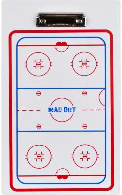 Доска тактическая MadGuy Hockey