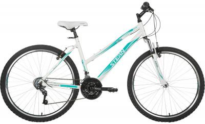 Stern Vega 2.0 26 (2017)Продвинутая версия велосипедов для начального уровня. Модель разработана специально для женщин.<br>Материал рамы: Алюминиевый сплав; Размер рамы: 14; Амортизация: Hard tail; Конструкция рулевой колонки: Неинтегрированная; Конструкция вилки: Пружинно-эластомерная; Ход вилки: 50 мм; Количество скоростей: 18; Наименование переднего переключателя: SUNRACE FDM2S; Наименование заднего переключателя: SUNRACE RDM2T; Конструкция педалей: Классические; Наименование манеток: SUNRACE TSM28; Конструкция манеток: Вращающиеся ручки; Тип переднего тормоза: Ободной; Тип заднего тормоза: Ободной; Диаметр колеса: 26; Тип обода: Двойной; Материал обода: Алюминий; Наименование покрышек: WANDA P-187 26x1,95; Конструкция руля: Изогнутый; Регулировка руля: Есть; Регулировка седла: Есть; Сезон: 2017; Максимальный вес пользователя: 85 кг; Вид спорта: Велоспорт; Технологии: 6061 Aluminium; Производитель: Stern; Артикул производителя: 17VEG2M14T; Срок гарантии: 2 года; Страна производства: Россия; Размер RU: 14;