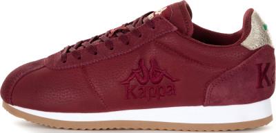 Кроссовки женские Kappa Alfa, размер 40Кроссовки <br>Создай идеальный спортивный образ с кроссовками alfa от kappa. Вентиляция верх, выполненный преимущественно из текстиля, обеспечивает вентиляцию и оптимальный микроклимат.