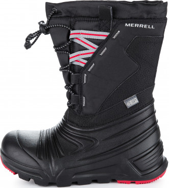 Ботинки утепленные для мальчиков Merrell M-Snow Quest Lite 2.0