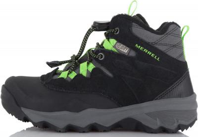 Ботинки утепленные для мальчиков Merrell M-Thermoshiver, размер 28.5