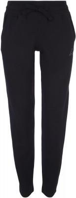 Брюки женские Kappa, размер 42Брюки <br>Отличное завершение твоего образа - классические спортивные брюки от kappa. Устойчивость к износу мягкая ткань, выполненная из сочетания полиэстера и хлопка, приятна к телу.