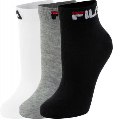 Носки FILA, 3 пары, размер 43-46