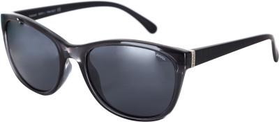 Солнцезащитные очки женские InvuЖенские солнцезащитные очки от invu - оптимальное сочетание качества и эффектного дизайна.<br>Возраст: Взрослые; Пол: Женский; Цвет линз: Серый; Цвет оправы: Темно-серый; Назначение: Городской стиль; Ультрафиолетовый фильтр: Да; Поляризационный фильтр: Да; Зеркальное напыление: Нет; Категория фильтра: 3; Материал линз: Полимер; Оправа: Пластик; Вид спорта: Активный отдых; Технологии: Ultra Polarized; Производитель: Invu; Артикул производителя: B2401J; Срок гарантии: 1 месяц; Страна производства: Китай; Размер RU: Без размера;