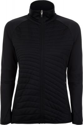 женская куртка craft, черная