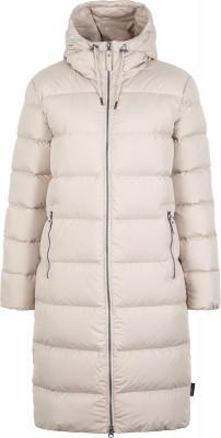 Куртка пуховая женская Jack Wolfskin Crystal Palace, размер 42