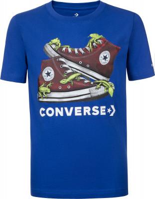 Футболка для мальчиков Converse Bio Chucks, размер 140