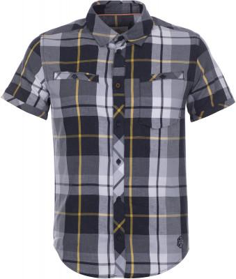 Рубашка мужская Merrell, размер 52Рубашки<br>Классическая рубашка с коротким рукавом от merrell - отличный выбор для летних путешествий. Натуральные материалы ткань выполнена из натурального хлопка и приятна к телу.