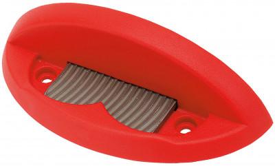 Инструмент для заточки скребков SwixИнструмент для заточки скребков пригодится широкому кругу любителей беголыжного спорта. Толщина составляет 40 мм.<br>Пол: Мужской; Возраст: Взрослые; Вид спорта: Беговые лыжи; Материалы: Пластиковый корпус, металлическая пластина; Размеры (дл х шир х выс), см: 37 x 100 x 185; Вес, кг: 0,02; Производитель: Swix; Артикул производителя: T0408; Страна производства: Норвегия; Размер RU: Без размера;