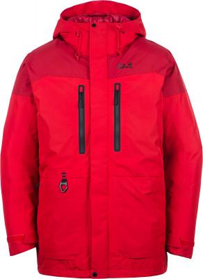 Куртка пуховая мужская Jack Wolfskin North Ice, размер 58