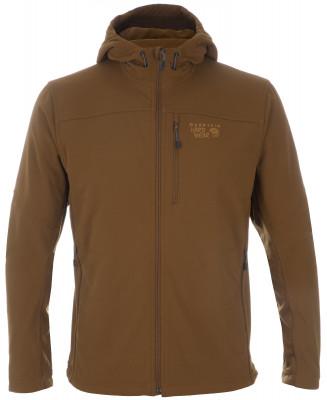 Куртка утепленная мужская Mountain Hardwear Ruffner HybridКомбинированная куртка из нейлона с флисовыми вставками. Стильная двойная прострочка. Защита от непогоды плотный нейлоновый верх защищает от ветра и небольших осадков.<br>Пол: Мужской; Возраст: Взрослые; Вид спорта: Походы; Температурный режим: До +5; Покрой: Прямой; Длина куртки: Средняя; Капюшон: Не отстегивается; Количество карманов: 3; Материал верха: 100 % полиэстер; Материал подкладки: 100 % полиэстер; Производитель: Mountain Hardwear; Артикул производителя: 1622961233M; Страна производства: Китай; Размер RU: 50;