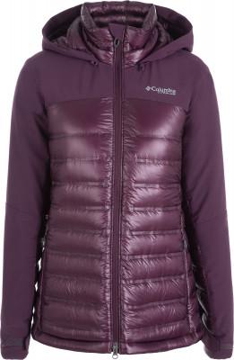 Куртка пуховая женская Columbia Heatzone 1000 TurboDown II, размер 44