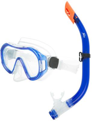 Набор для плавания детский JossДетский набор для подводного плавания, состоящий из маски и трубки.<br>Состав: Силикон, стекло, пластик; Количество линз: 1; Вид спорта: Подводное плавание; Производитель: Joss; Артикул производителя: M9620S-64; Срок гарантии: 2 года; Страна производства: Китай; Размер RU: Без размера;