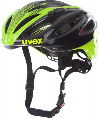 Шлем велосипедный UvexШлем от uvex отлично подойдет для велопрогулок по городу и горам.<br>Конструкция: Double in-mould; Вентиляция: Принудительная; Регулировка размера: Да; Тип регулировки размера: Поворотное кольцо 3D IAS; Материал внешней раковины: Поликарбонат; Материал внутренней раковины: Вспененный полистирол; Материал подкладки: Полиэстер; Сертификация: EN 1078; Вес, кг: 0,215; Пол: Мужской; Возраст: Взрослые; Производитель: Uvex; Артикул производителя: S4102291615; Срок гарантии: 6 месяцев; Страна производства: Германия; Размер RU: 52-56;