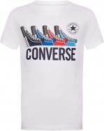 Футболка для мальчиков Converse Multi Sneaker Tee