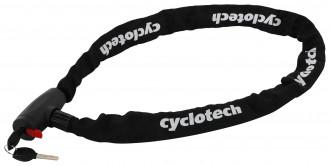 Замок велосипедный с ключами Cyclotech