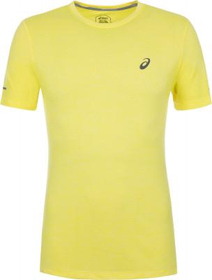 Футболка мужская ASICS Seamless, размер 52-54Мужская одежда<br>Мужская футболка asics подходит для интенсивных занятий бегом на улице и в спортивном зале.