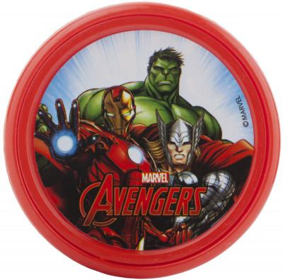 Игра Йо-йо Torneo, Marvel AvengersВеселая игрушка развивает координацию движений и ловкость рук, тренирует внимание и чувство равновесия.<br>Размеры (дл х шир х выс), см: 5,6 x 5,6 x 3,2; Вес, кг: 0,024; Состав: Поливинилхлорид, полистирол; Производитель: Torneo; Артикул производителя: S17TAG07R1; Срок гарантии: 1 год; Страна производства: Китай; Размер RU: Без размера;