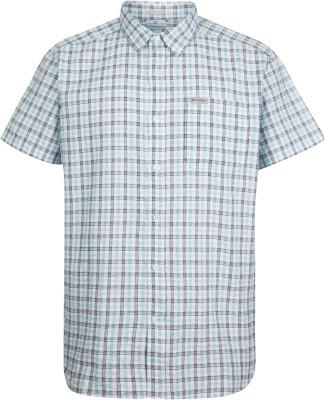 Рубашка с коротким рукавом мужская Columbia Brentyn Trail, размер 54