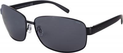 Солнцезащитные очки мужские InvuСолнцезащитные очки с металлической оправой из коллекции invu classic.<br>Возраст: Взрослые; Пол: Мужской; Цвет линз: Серый; Цвет оправы: Черный матовый; Назначение: Городской стиль; Вид спорта: Активный отдых; Ультрафиолетовый фильтр: Да; Поляризационный фильтр: Да; Зеркальное напыление: Нет; Категория фильтра: 3; Материал линз: Полимер; Оправа: Металл; Технологии: Ultra Polarized; Производитель: Invu; Артикул производителя: B1816A; Срок гарантии: 1 месяц; Страна производства: Китай; Размер RU: Без размера;