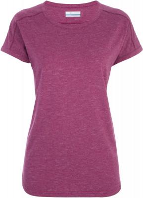 Футболка женская Columbia Pilsner Peak Tee, размер 44Футболки<br>Практичная футболка от columbia - отличный выбор на каждый день. Комфортная посадка эластичная ткань для отличной посадки.