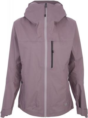 Ветровка женская Mountain Hardwear Exposure/2, размер 46Куртки <br>Технологичная ветровка mhw с облегченной мембраной гарантирует максимальный комфорт во время активного отдыха на природе.
