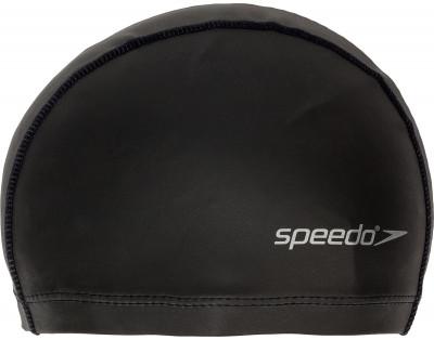 Шапочка для плавания Speedo PaceСиликоновая шапочка для плавания защищает волосы и кожу головы от воздействия хлорированной воды и уменьшает сопротивление в воде.<br>Пол: Мужской; Возраст: Взрослые; Вид спорта: Плавание; Производитель: Speedo; Артикул производителя: 8-720640002; Страна производства: Китай; Размер RU: Без размера;
