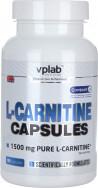 Л-карнитин Vplab nutrition, 90 капсул