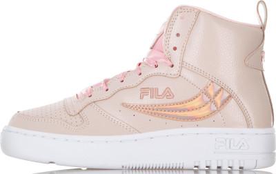 Купить со скидкой Кеды высокие для девочек Fila Fil High