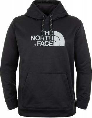 Джемпер мужской The North Face Surgent, размер 52Джемперы<br>Практичный флисовый джемпер с капюшоном пригодится для походов и активного отдыха.