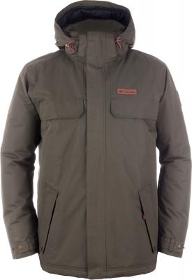 Куртка утепленная мужская Columbia Rugged PathУтепленная куртка columbia rugged path - отличный выбор для путешествий. Сохранение тепла технология omni-heat эффективно сохраняет тепло тела.<br>Пол: Мужской; Возраст: Взрослые; Вид спорта: Путешествие; Вес утеплителя на м2: 160 г/м2; Наличие мембраны: Нет; Возможность упаковки в карман: Нет; Регулируемые манжеты: Да; Длина по спинке: 79 см; Покрой: Прямой; Светоотражающие элементы: Нет; Дополнительная вентиляция: Нет; Проклеенные швы: Да; Длина куртки: Длинная; Наличие карманов: Да; Капюшон: Не отстегивается; Мех: Отсутствует; Количество карманов: 4; Водонепроницаемые молнии: Нет; Застежка: Молния; Технологии: Omni-Heat, Omni-Tech; Производитель: Columbia; Артикул производителя: 1737571213XL; Страна производства: Вьетнам; Материал верха: 100 % полиэстер; Материал подкладки: 100 % полиэстер; Материал утеплителя: 100 % полиэстер; Размер RU: 52-54;