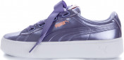 Кеды женские Puma Vikky Stacked Ribbon P