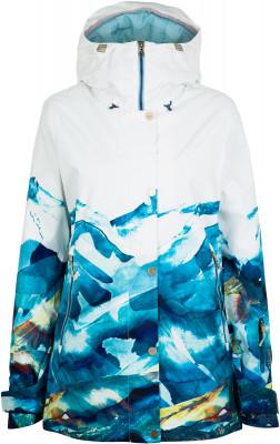 Купить Куртку утепленная женская Termit, размер 46 синего цвета