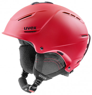 Шлем Uvex P1us 2.0Удобный шлем от uvex с конструкцией technology обеспечит безопасность на склоне.<br>Пол: Мужской; Возраст: Взрослые; Вид спорта: Горные лыжи; Конструкция: Hard shell; Вентиляция: Регулируемая; Сертификация: EN 1077 B; Регулировка размера: Есть; Тип регулировки размера: Поворотное кольцо; Материал внешней раковины: Пластик; Материал внутренней раковины: Пенополистирол; Материал подкладки: Полиэстер; Технологии: +technology, IAS, Natural Sound; Производитель: Uvex; Артикул производителя: 6211; Срок гарантии: 2 года; Страна производства: Германия; Размер RU: 52-55;