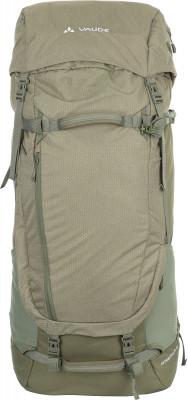 VauDe Astrum Evo 75+10Большой функциональный рюкзак для трекинга vaude astrum evo 75 10 xl с идеальным распределением нагрузки.<br>Объем: 75+10 л; Размеры (дл х шир х выс), см: 88 х 33 х 30; Вес, кг: 2,08; Число лямок: 2; Количество отделений: 1; Нагрудный ремень: Да; Поясной ремень: Да; Боковые стяжки: Да; Вентилируемые лямки: Да; Вентиляция спины: Да; Верхний клапан: Да; Регулировка клапана: Да; Доступ в нижнее отделение: Нет; Доступ в боковое отделение: Да; Боковые карманы: Да; Фронтальный карман: Да; Отделение для ноутбука: Нет; Крепление для палок: Да; Крепление для ледового инструмента: Нет; Крепление для шлема: Нет; Чехол от дождя: Нет; Материал верха: Полиамид, полиэстер, с полиуретановым покрытием; Материал подкладки: Полиамид с полиуретановым покрытием; Вид спорта: Кемпинг, Походы; Производитель: VauDe; Срок гарантии: 1 год; Артикул производителя: 12667.673; Страна производства: Вьетнам; Размер RU: Без размера;