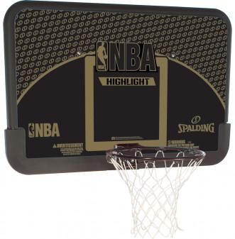 Баскетбольный щит Spalding Highlight 44 Composite