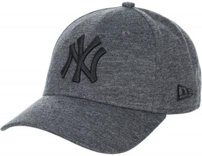 Бейсболка для мальчиков New Era Jersey NeyyanТрикотажная бейсболка модели 9forty с логотипом команды mlb new york yankees и логотипом new era. Выполнена из тонкого трикотажа-джерси.<br>Пол: Мужской; Возраст: Дети; Вид спорта: Спортивный стиль; Материал верха: 100 % хлопок; Производитель: New Era; Артикул производителя: 11379687Y; Страна производства: Китай; Размер RU: 54-55;