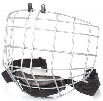 Маска для шлема хоккейная NordwayМаска для шлема nordway защищает лицо хоккеиста во время игр и тренировок.<br>Пол: Мужской; Возраст: Взрослые; Вид спорта: Хоккей; Уровень подготовки: Начинающий; Материал подкладки: Вспененный материал этиленвинилацетат; Конструкция: Hard shell; Регулировка размера: Нет; Материал внешней раковины: Металл; Материалы: Сталь; Сертификация: Не подлежит сертификации; Вентиляция: Принудительная; Вес, кг: 0,23; Производитель: Nordway; Артикул производителя: NHC11-S; Срок гарантии: 1 год; Страна производства: Китай; Размер RU: S;