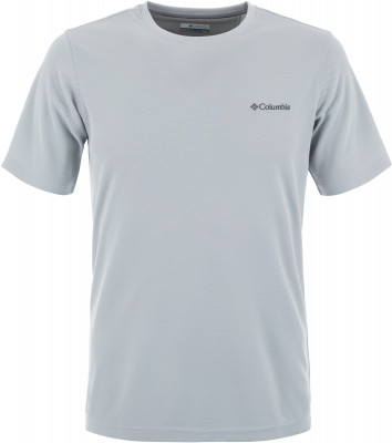 Футболка мужская Columbia Utilizer, размер 46-48Футболки<br>Мужская футболка из высококачественного синтетического материла от columbia станет удачным выбором для походов и активного отдыха на природе.