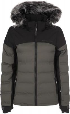 Куртка утепленная женская Protest Blackbird, размер 44