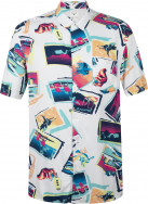 Рубашка с коротким рукавом мужская Quiksilver Vacancy